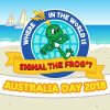 Where in the World is Signal? Australia Day 2018